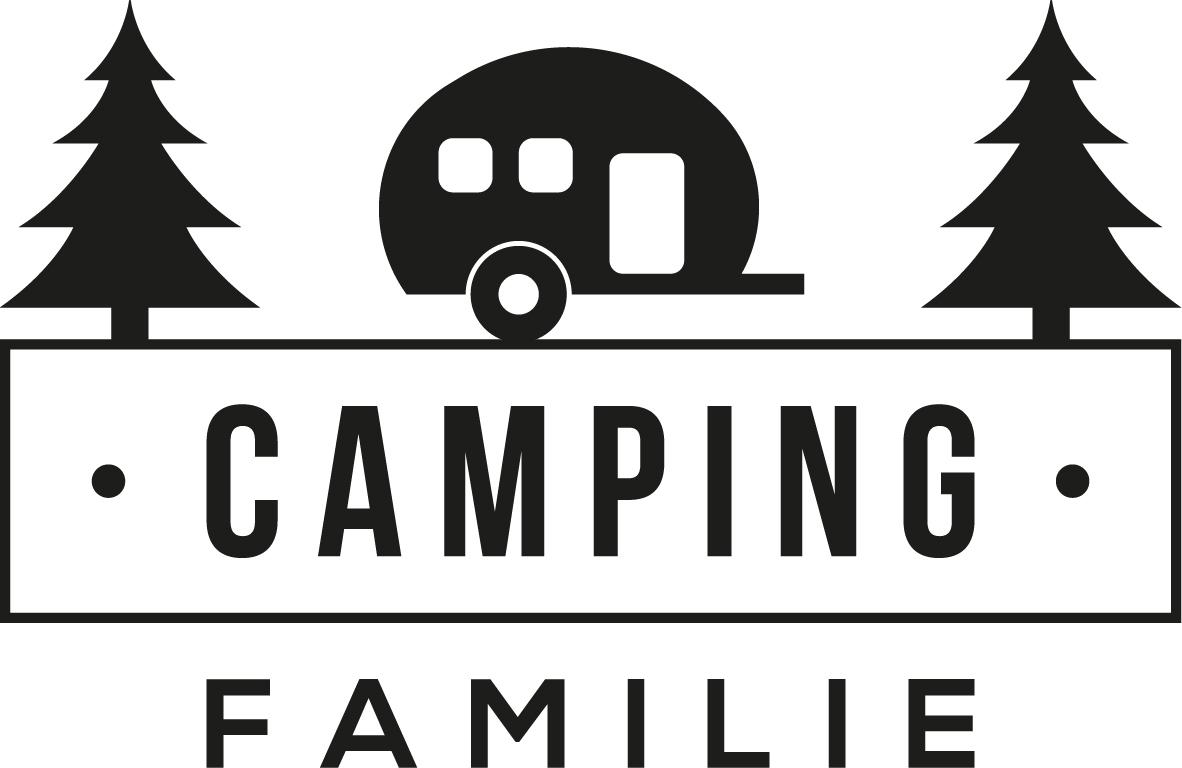 Die Campingfamilie