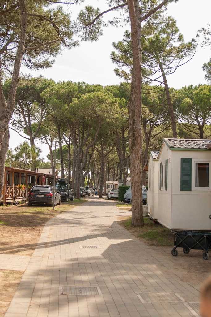 Camping in Italien mit Kindern Mobile Homes
